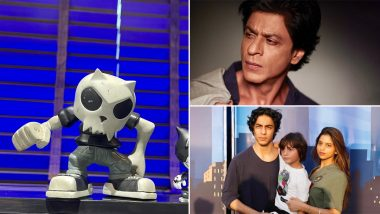 Father's Day 2021: Shah Rukh Khan Wishes Every Parent On This Day With Toys (View Pic)