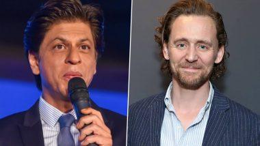 Shah Rukh Khan Thanks Tom Hiddleston Aka Loki for Being His Fan, Promises To Binge-Watch The Marvel Series!