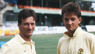ICC Wishes Steve and Mark Waugh, First Male Twins to Ever Play Test Cricket Together, on Their Birthday