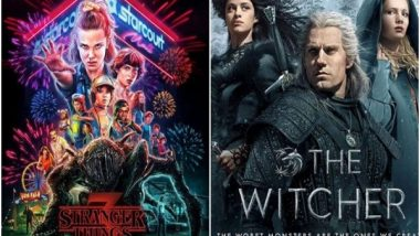 Entertainment News | Netflix Launches Online Store, Company Will Sell Merch for Shows 'Stranger Things', 'Witcher'