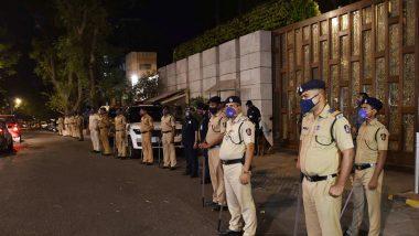 Antilia SUV and Mansukh Hiran Murder Case: NIA Raids Ex-Encounter Specialist Pradeep Sharma's Mumbai Home, Detains Him