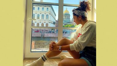 Taapsee Pannu Bids Adieu to Her Fun Holiday in Russia, Shares Still From Her Trip's 'View Engraved in Mind'