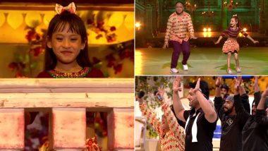 Sidharth Shukla Bows Down To Dance Deewane 3 Contestant Gunjan (Watch Video)