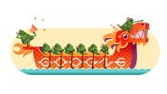 Dragon Boat Festival 2021 Google Doodle: Search Engine Celebrates The Annual Chinese Observance With a Vibrant Animation; Know Origin, History & Significance of Duanwujie