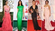 Zoe Saldana Birthday: A Look at Some Powerful Red Carpet Appearances Made by the 'Avatar' Actress (View Pics)