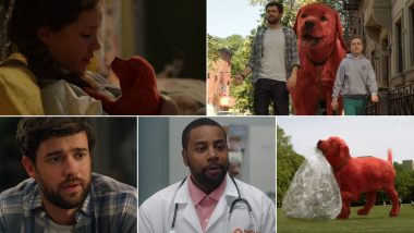 Clifford -The Big Red Dog Trailer: Catch Up With the Cutest Dog's Journey As He Turns Into a Giant While Grooving to BTS' Song Dynamite in the BG (Watch Video)