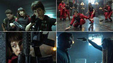 Money Heist Season 5: First Look Pictures From Álvaro Morte, Itziar Ituño's Netflix Series Is Out!