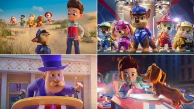 PAW Patrol–The Movie Trailer: Four-Legged Superheroes Are on a Mission To Save the City (Watch Video)