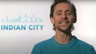 Tom Hiddleston Visited This Indian City Several Times; Loki Star Says His 'Akka' Used to Live There (Watch Video)
