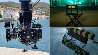 Aquaman 2, Knives Out 2 And John Wick 4 Start Filming; All Three Are Expected To Release In 2022