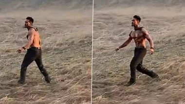 Tiger Shroff Shares How His Heroic Pose Failed Badly, Baaghi Actor Drops a Couple of BTS Videos