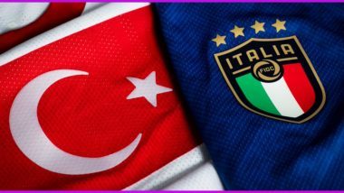 Turkey vs Italy, UEFA EURO 2020 Live Streaming Online & Match Time in IST: How to Get Live Telecast of TUR vs ITA on TV & Free Football Score Updates in India