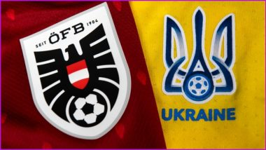Ukraine vs Austria, UEFA Euro 2020 Live Streaming Online & Match Time in IST: How to Get Live Telecast of UKR vs AUT on TV & Free Football Score Updates in India