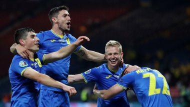 Artem Dovbyk Helps Ukraine Beat Sweden 2-1 During UEFA Euro 2020