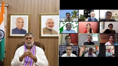 Prahlad Singh Patel Inaugurates Newly Upgraded Website of IITTM in 108 National and International Languages