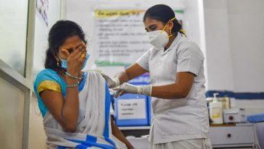 India's COVID-19 Vaccination Coverage Crosses 33 Crore Mark, Total 33,28,54,527 Vaccine Doses Administered So Far