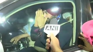 Navjot Singh Sidhu Finally Meets Rahul Gandhi After Meeting Party General Secretary Priyanka Gandhi Vadra