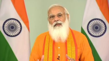 International Yoga Day 2021: Yoga Remains a Ray of Hope Amid COVID-19 Crisis, Says PM Narendra Modi