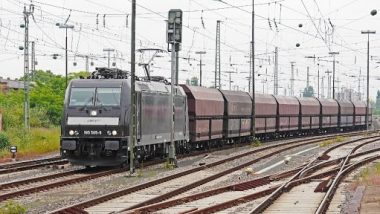 First Block Train From Finland to India Departs, Container Block Train To Connect Helsinki in Finland With Nhava Sheva Container Port in India