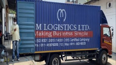 Business News | Om Logistics Partners with Democracy People Foundation for Mission Oxygen Initiative
