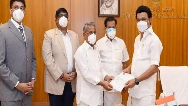 Business News   RMK Group of Institutions Donates Rs 1.08 Crore to TN Government for COVID-19 Fight