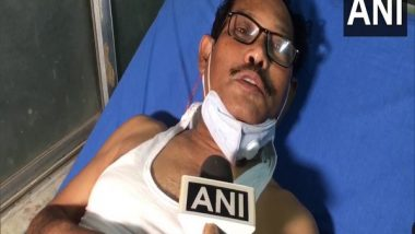 India News | Bengal BJP MP Alleges Attack by 'TMC Goons', Says 'no Rule of Law' in State