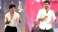 Shah Rukh Khan Dances With Thalapathy Vijay On Google Google Song From Thuppakki In This Throwback Video