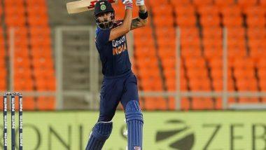 Latest ICC ODI Rankings 2021: Virat Kohli Holds Onto Second Spot; Sri Lanka's Dushmantha Chameera and Kusal Perera Register Gains