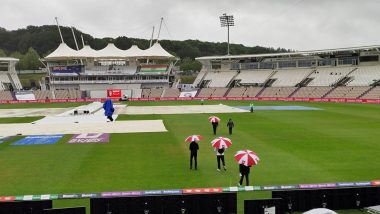 Southampton Weather Update: Rain Forces Abandonment of IND vs NZ ICC WTC Final Day 1 First Session