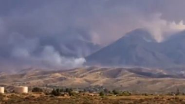 US: Arizona Wildfire Scorches 148,299 Acres of Land