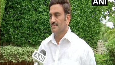 India News | YSRCP Rebel MP Raghu Ramakrishna Raju Requests CM Jaganmohan Reddy to Increase Pension of Senior Citizens to Rs 2,750