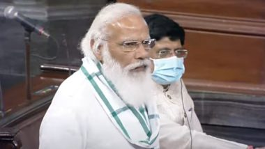 Monsoon Session of Parliament: Lok Sabha Adjourned Till 2 PM Amid Uproar by Opposition When PM Narendra Modi Introduced New Cabinet