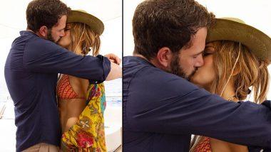 Jennifer Lopez Makes Relationship With Ben Affleck Instagram Official on Her Birthday