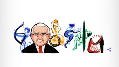 Sir Ludwig Guttmann Birth Anniversary: Here Are 5 Interesting Facts About The Founder of Paralympic Movement Honoured With a Google Doodle