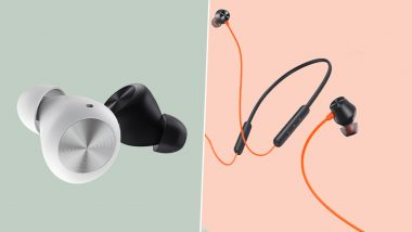 Realme TechLife's DIZO GoPods D & Wireless Neckband Earphones Launched in India, Check Prices & Other Details