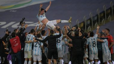Euro 2020 Winners Italy To Face Copa America 2021 Champions Argentina In Newly Formed Super Cup In 2022