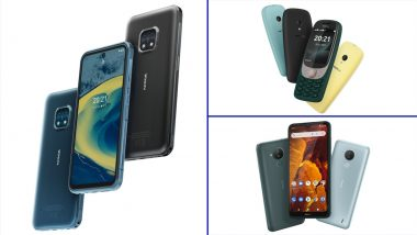 Nokia XR20, Nokia C30 & Nokia 6310 (2021) Launched, Check Prices & Other Details Here