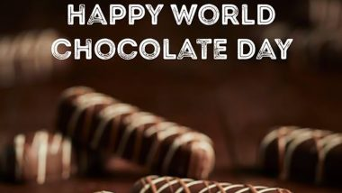 Happy World Chocolate Day 2021: Netizens Share Sweet Wishes, Greetings, Quotes, HD Images and Wallpapers on Twitter to Celebrate Chocolate Day With Loved Ones