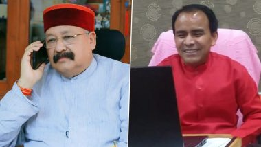 Uttarakhand to Get Third Chief Minister in a Year, Satpal Maharaj and Dhan Singh Rawat Said To Be Frontrunners