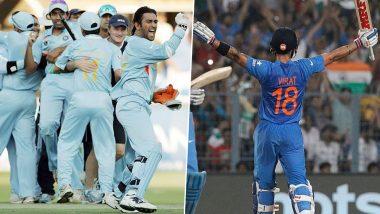 India vs Pakistan At T20 World Cups: Top Five IND vs PAK Matches At ICC Twenty-20 Tournaments