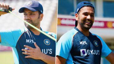 Rohit Sharma Begins Training for India vs England Test Series, Tweets 'Chhutti Khatam, Ab Kaam Shuru'