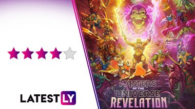 Masters of the Universe Revelation Review: Kevin Smith's New Animated Series Has the Power of Grayskull in Full Force! (LatestLY Exclusive)