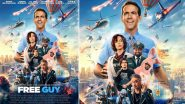 Free Guy Full Movie in HD Leaked on TamilRockers & Telegram Channels for Free Download and Watch Online; Ryan Reynolds' Film Is the Latest Victim of Piracy?