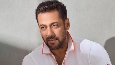 Salman Khan Sets New Fitness Goals As He Installs an Outdoor Gym, Says 'Workout Akele Karona' (Watch Video)