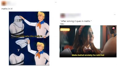Math 2.0 Day 2021: Funny Memes & Jokes About People's Love and Hate Relationship with Maths Will Leave You in Splits