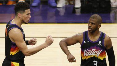 Phoenix Suns 118-108 Milwaukee Bucks, NBA Finals 2021: Devin Booker, Chris Paul Lead Suns To 2-0 Series Lead