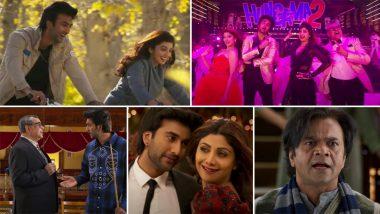 Hungama 2 Trailer: Meezaan Jafri, Shilpa Shetty, Paresh Rawal Promise a Laugh-Riot In Priyadarshan's Minnaram Remake (Watch Video)