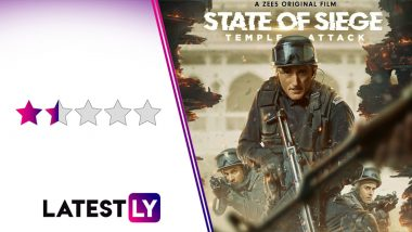 State of Siege - Temple Attack Movie Review: Akshaye Khanna Leads the Charge in this Tepid Thriller Based on the Akshardham Terrorist Attack (LatestLY Exclusive)