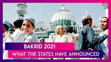 Bakrid 2021: UP, Assam Ban Gatherings; Supreme Court Slams Kerala On Relaxing Covid-19 Norms