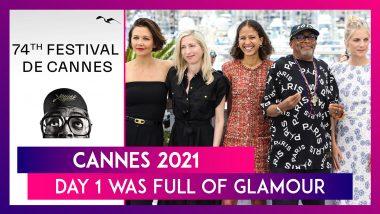 Cannes 2021: Day 1 Was Full Of Glamour; Bella Hadid, Marion Cotillard & Other Divas Stun